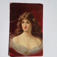 Ritka,nagyon  régi képeslap !!!!