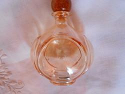 Francia parfümös üveg.