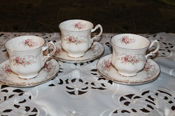 Paragon Rose Bouquet angol teáscsészék