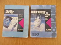 Turbo Prolog Toolbox / 2.0 Reference Guide (Borland, IBM version)