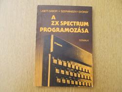 A ZX Spectrum programozása