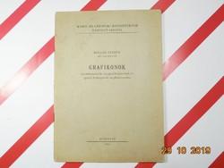 Kollár Sándor: Grafikonok - hevítőkemencék anyagszükségletének és építési költségének meghatározása