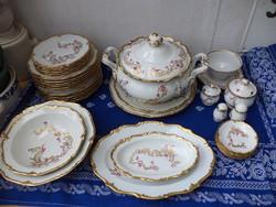 Reichenbach finom porcelán étkészlet 36db