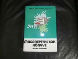 Szakkönyv - Magánépítkezők könyve - Simon Pál, Walkó Zoltán
