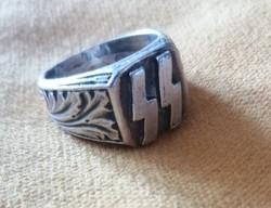 SS - gyűrű MÁSOLAT - Ingyen posta
