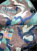 Usa amerikai gyakorló egyenruha 1990-es évek vége 48-50 méret