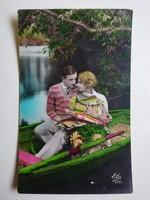 Antik nosztalgikus  képeslapok- vintage