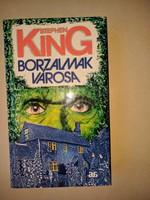Stephen King - Borzalmak városa  1991