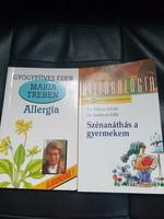 Allergia-Maria Treben-Szénanáthás a gyermekem.