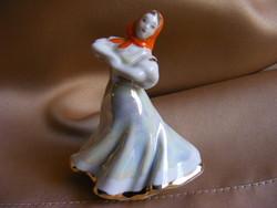 Orosz  táncoló lány 8 cm