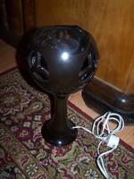 Asztali lámpa - magassága 32,5 cm- hibátlan