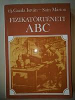 Ifj. Gazda István - Sain Márton - Fizikatörténeti ABC  1989