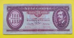 1947 100 forint bankjegy
