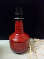 Iparművész kerámia lámpatest