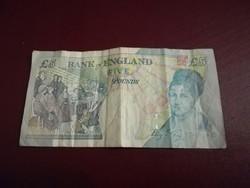 2002-es 5 Pounds