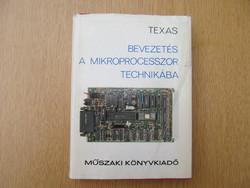 Texas - Bevezetés a mikroprocesszor technikába