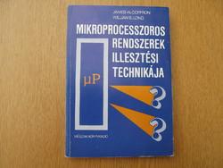 Mikroprocesszoros rendszerek illesztési technikája - James W. Coffron-William E. Long