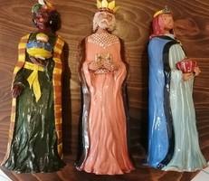 Várkonyi Maréza, három királyok