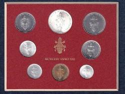 Vatikán VI. Pál forgalmi sor MCMLXXV Anno XIII 1975 (id40608)