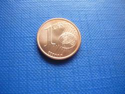SAN MARINO 1 EURO CENT 2004 ! UNC! RITKA!
