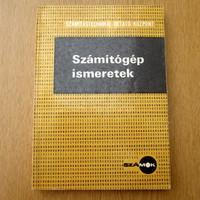 Számítógép ismeretek - Antoni Alfonz, Brückner Huba, Vásony Sándor