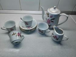 Kínai kávés és teás készlet