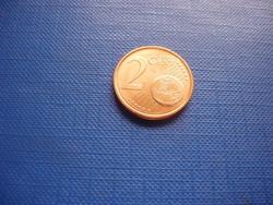 MÁLTA 2 EURO CENT 2008! RITKA!