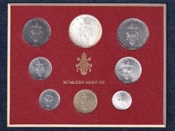 Vatikán VI. Pál forgalmi sor MCMLXXIV Anno XII 1974 (id40607)