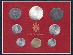 Vatikán VI. Pál forgalmi sor MCMLXX Anno VIII 1970 (id40602)