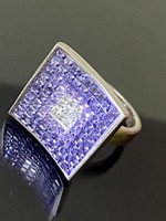 Káprázatos ezüst gyűrű
