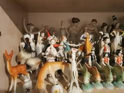 Porcelán gyűjtemény eladó!