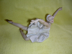 Wallendorf 1764 porcelán balerina