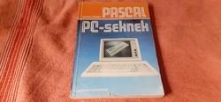 Pascal -PC-seknek SZÜV 1986!