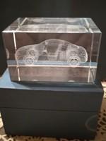 Gyűjteményből lézer gravírozott autó Audi TT, ajánljon!