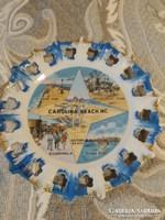 Görög áttört  tányér  20 cm