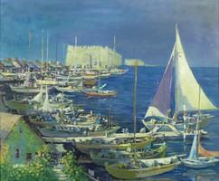 Drávai T. jelzéssel : Kikötő 1984