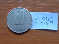 ROMÁNIA 50 BANI 2008  S374