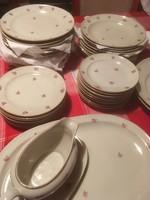 KPM porcelan keszlet hianyos