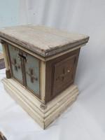 Baroque church money box. 18 Sz