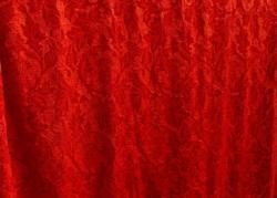 Sötétítő függöny drapériával.105 x 206 cm