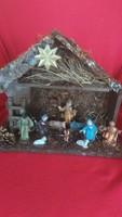 Hangulatos Karácsonyi Betlehem