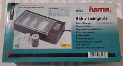 Akkumulátortöltő készülék
