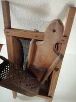 Paraszti konyhai  retró eszközök