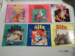 Régi  IPM junior alfa újság 18 darab.