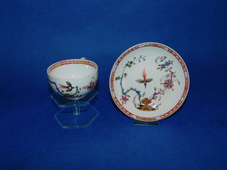 Meisseni  teás csésze aljjal eredeti   1800 as évek