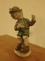 Éneklő kisfiú W&A Bertram
