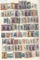 80 darab régi lengyel bélyeg koraiak is Lengyelország KIÁRUSÍTÁS 1 forintról