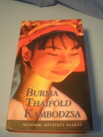 N6 Burma Thaiföld Kambodzsa könyv 397 old 60%-on eladó ajándékozható