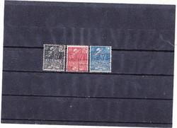 Franciaország forgalmi bélyegek 1930