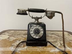 Antique telephone berlin 1920 '